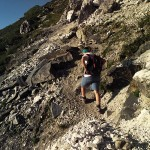 Schotterwege Wandern
