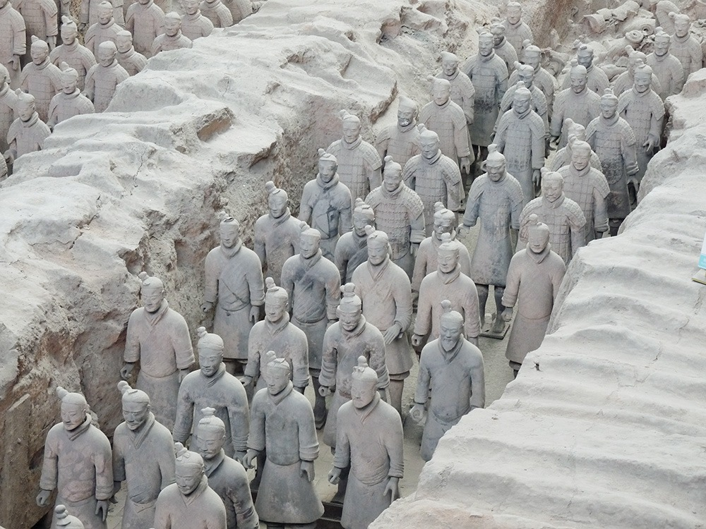 China Terrakotta Armee
