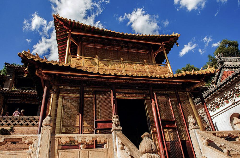 China Xiantong Tempel