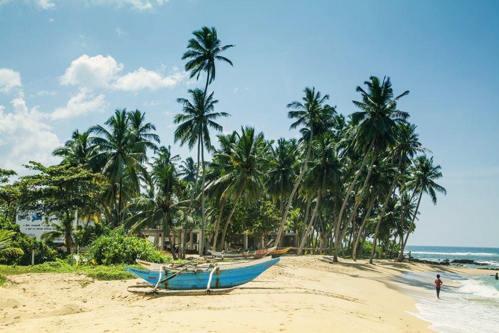 Strand-Sri Lanka