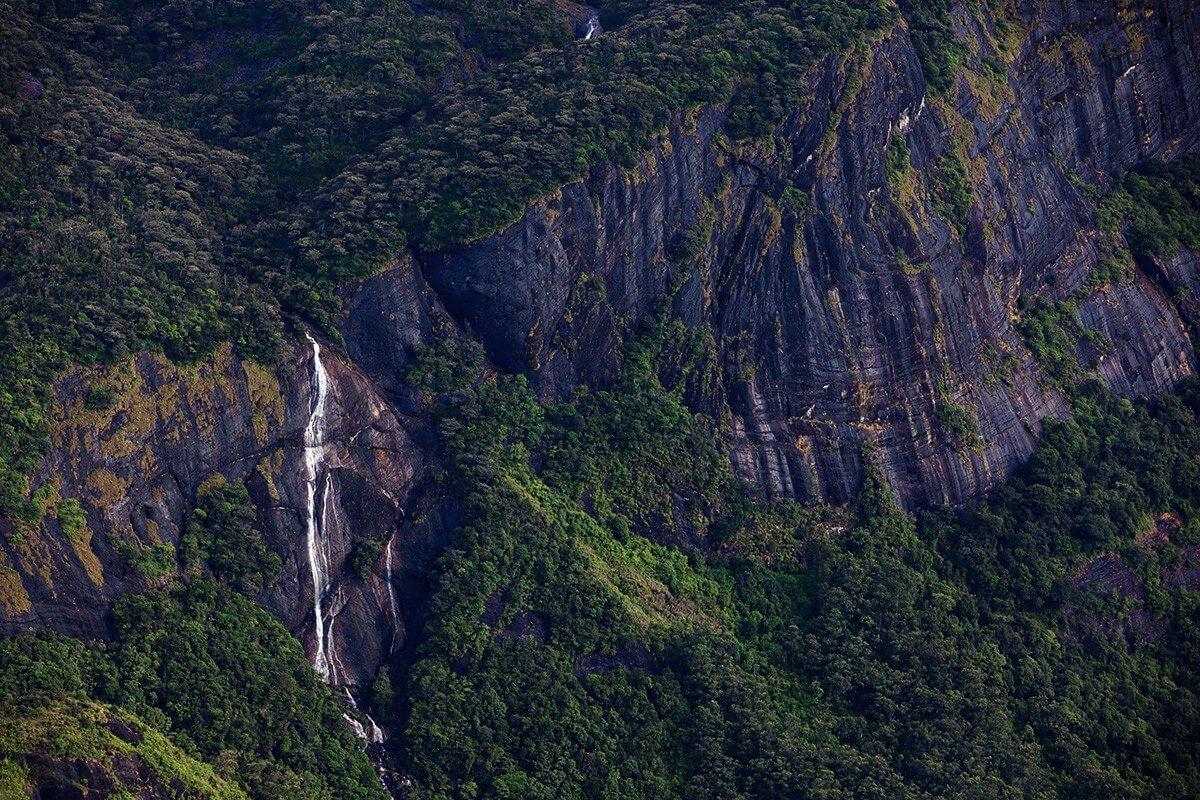 Wasserfall Adam's Peak