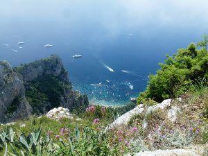 Bucht auf Capri
