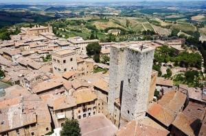 Wandern Provinz Siena