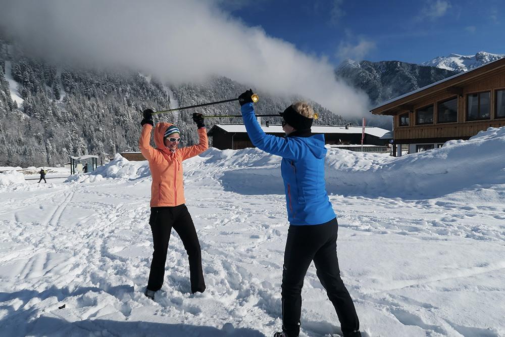 Langlaufreise Österreich