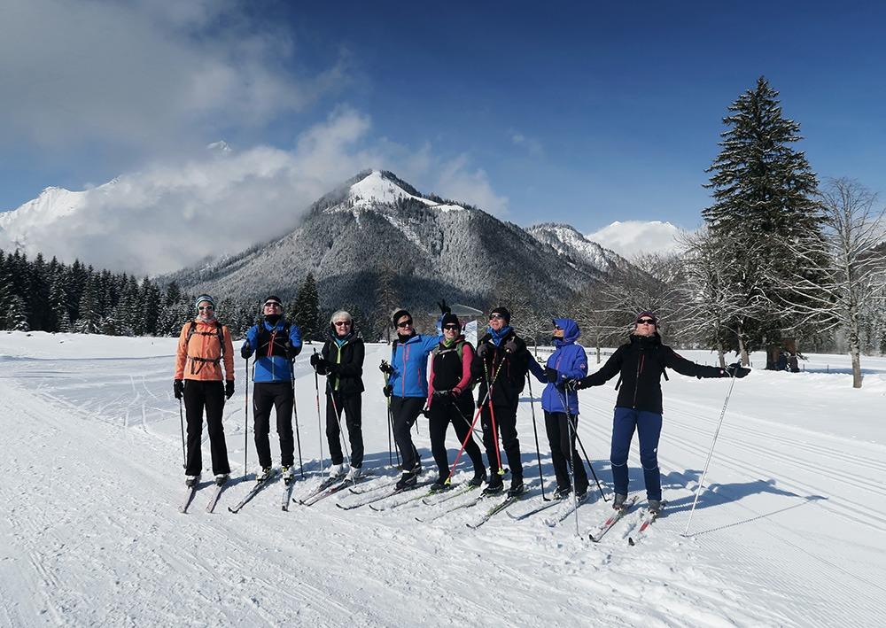 Langlaufen Innsbruck