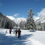 Langlaufen Österreich