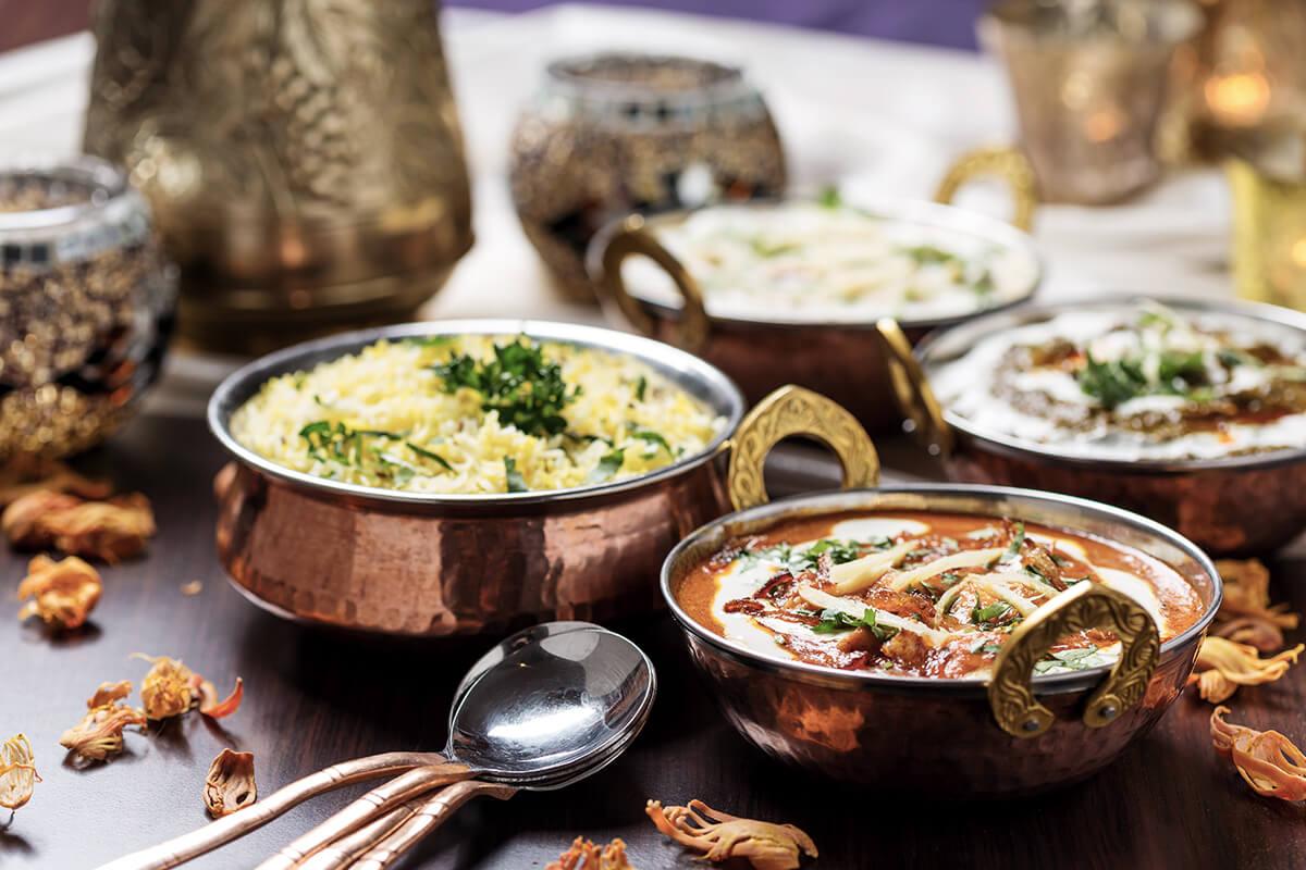 Indien Kulinarik
