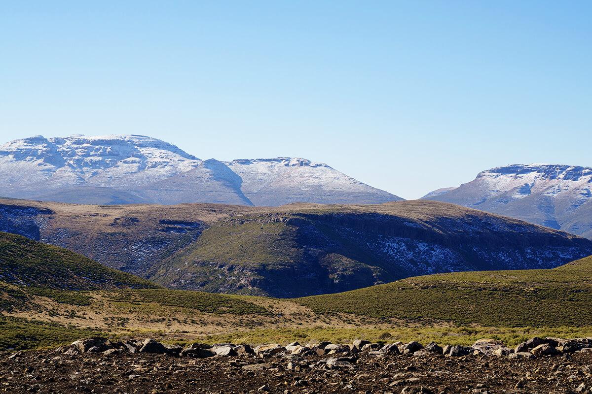 Wandern Lesotho