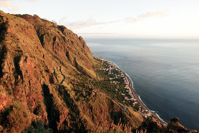 Wanderung Madeira