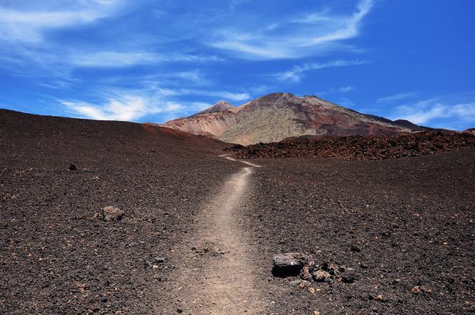 Vulkanismus Teneriffa