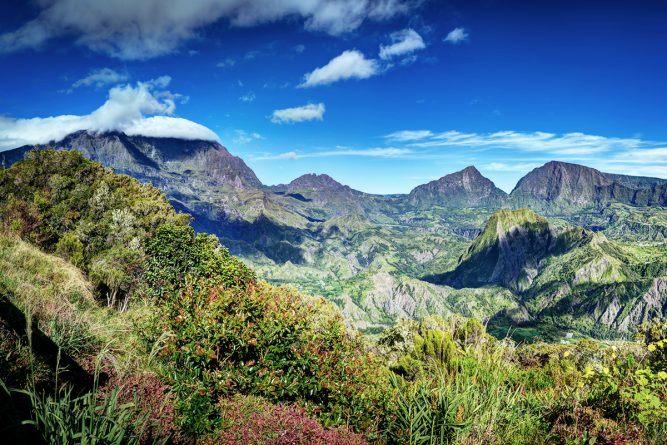 Wandern La Reunion