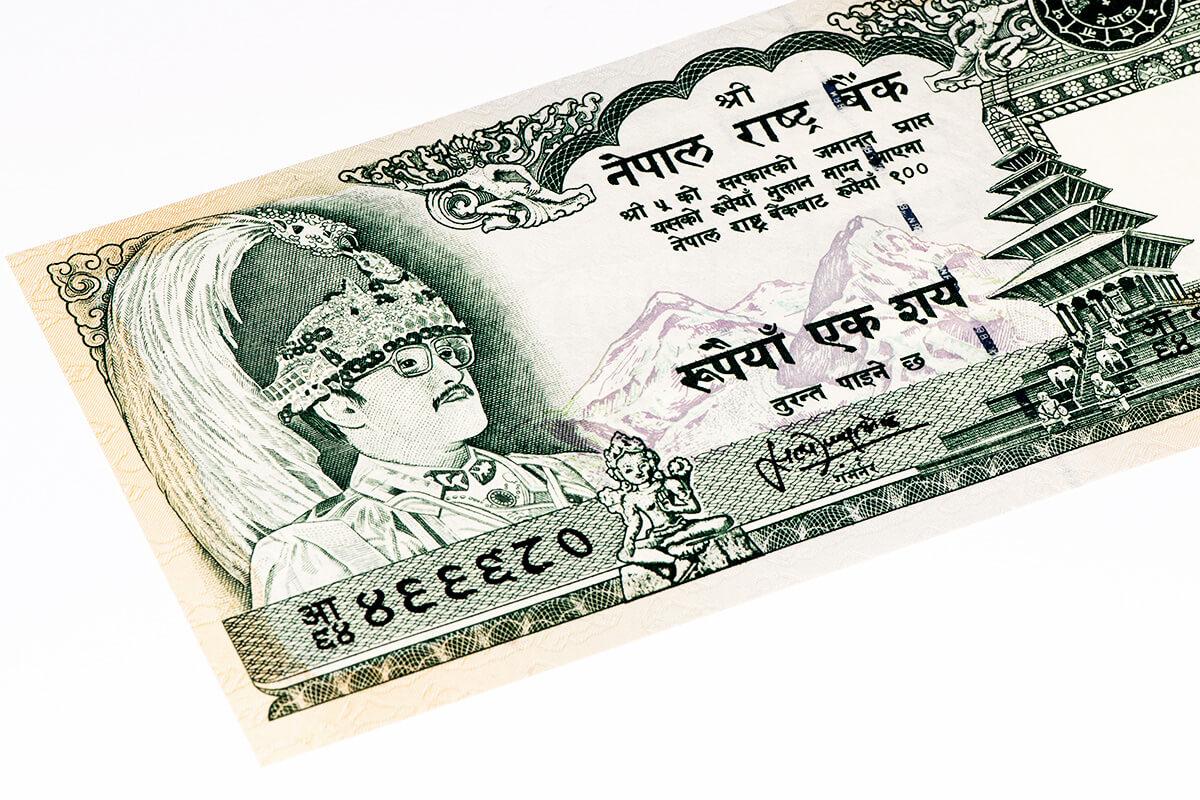 Währung Nepal