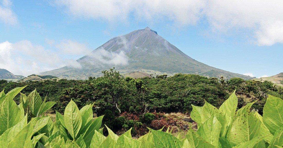 Wandern Pico Azoren