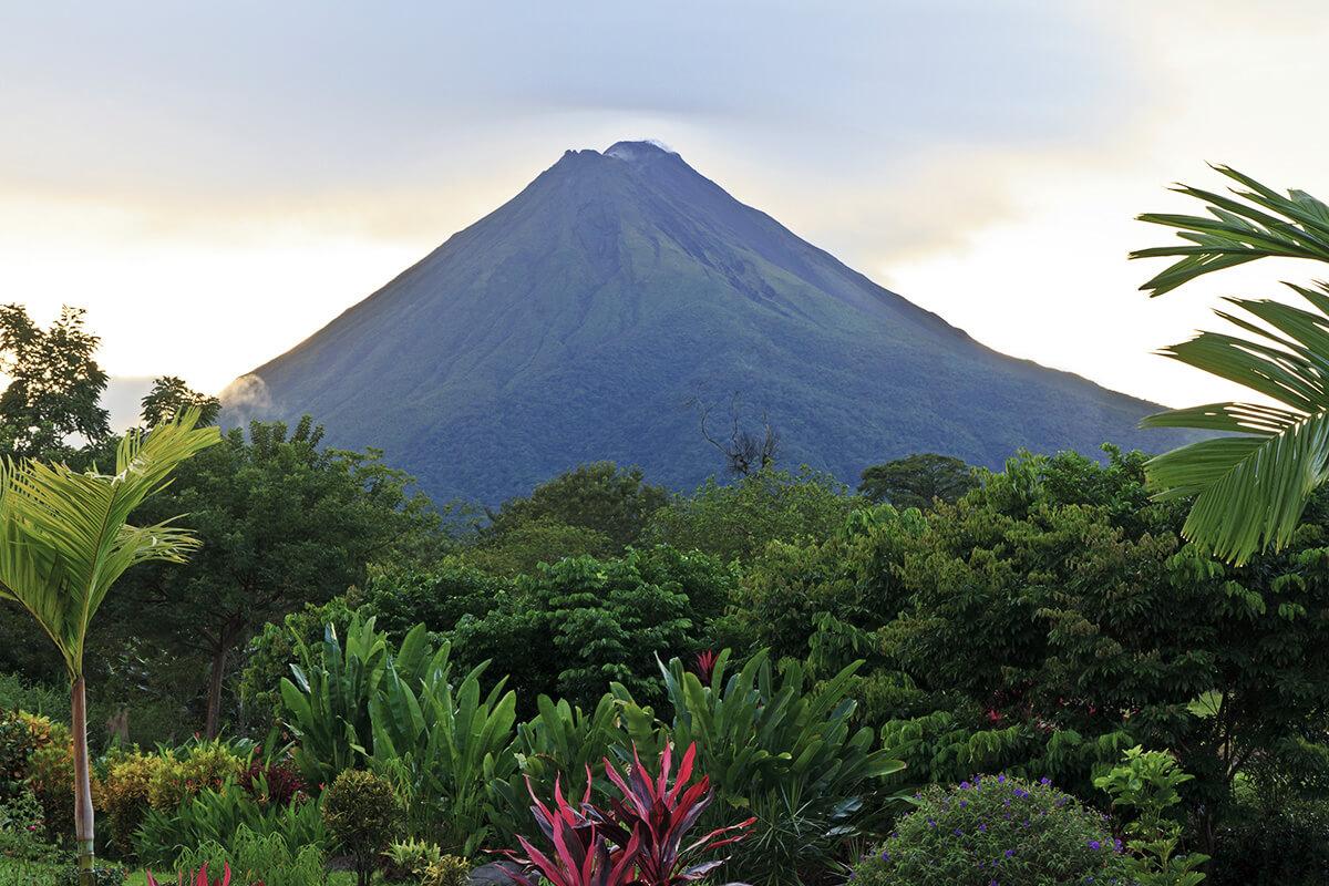 Arenal: Der aktivste und zugleich jüngste Vulkan in Costa Rica