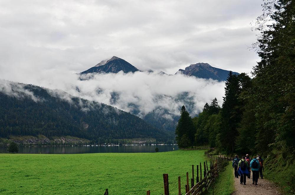 Alpenüberquerung Wanderreise