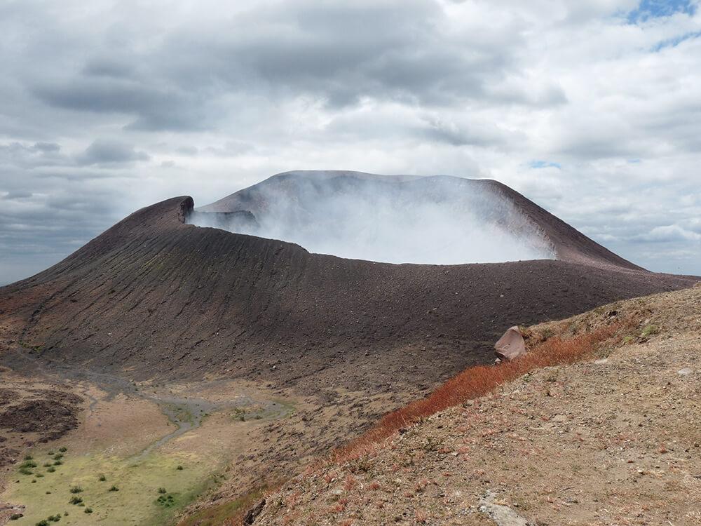 Vulkanismus Nicaragua