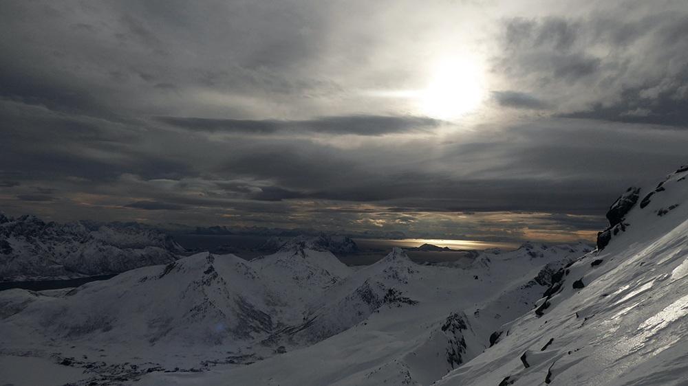 Norwegen Lofoten und Lyngen