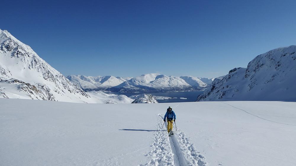 Da schlägt das Skitourerherz höhe.