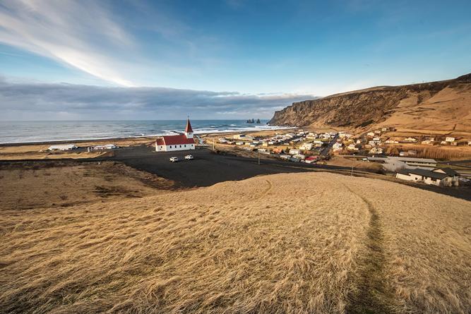vik island