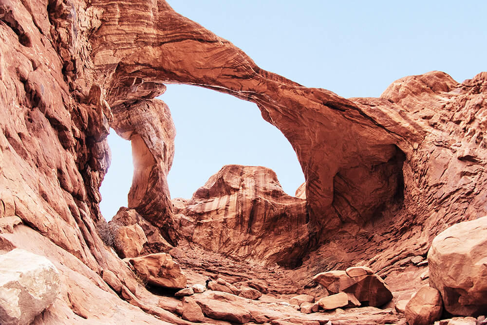 arches-rock-formation