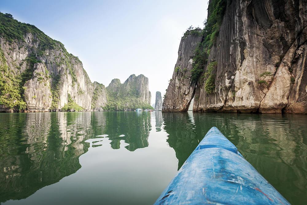 Vietnam Kayak
