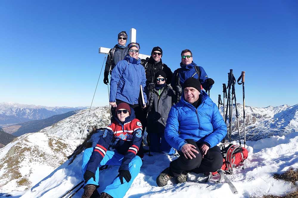 Geführte Reise Winterwandern Tirol
