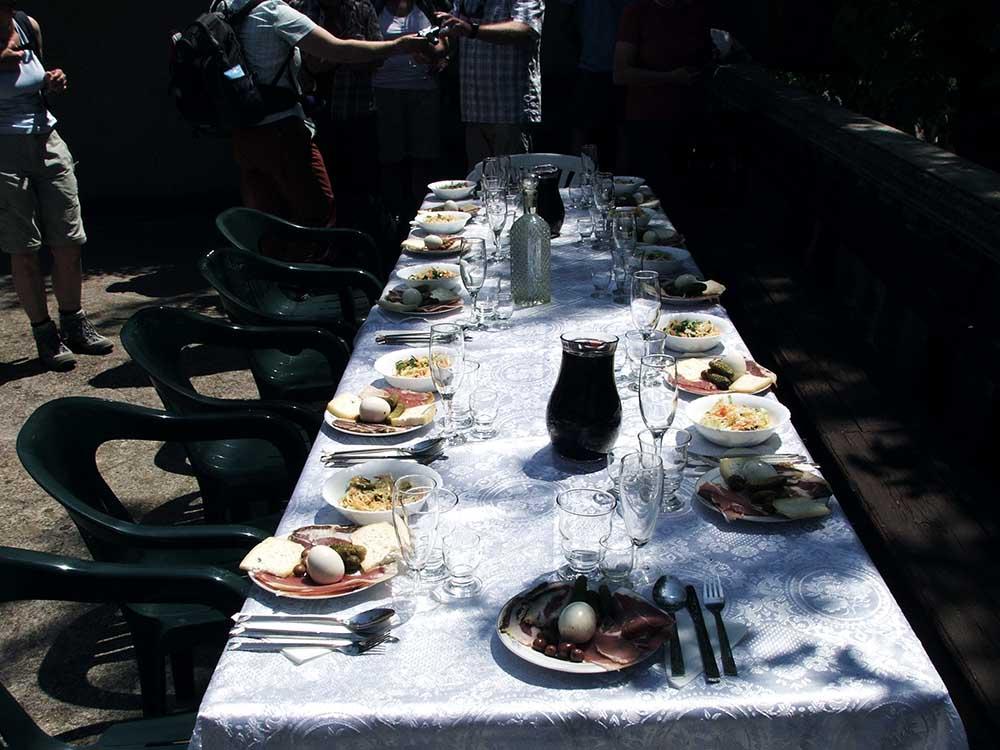 Kulinarik Montenegro