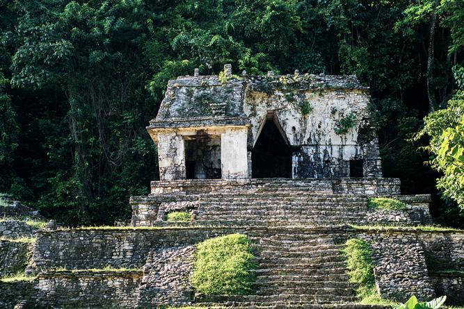 palenque-mexico