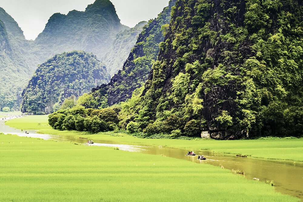 Reise Vietnam