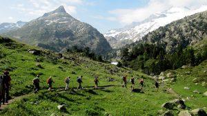Unterwegs mit ASI Wanderführer Hermann Kuen in den Spanischen Pyrenäen