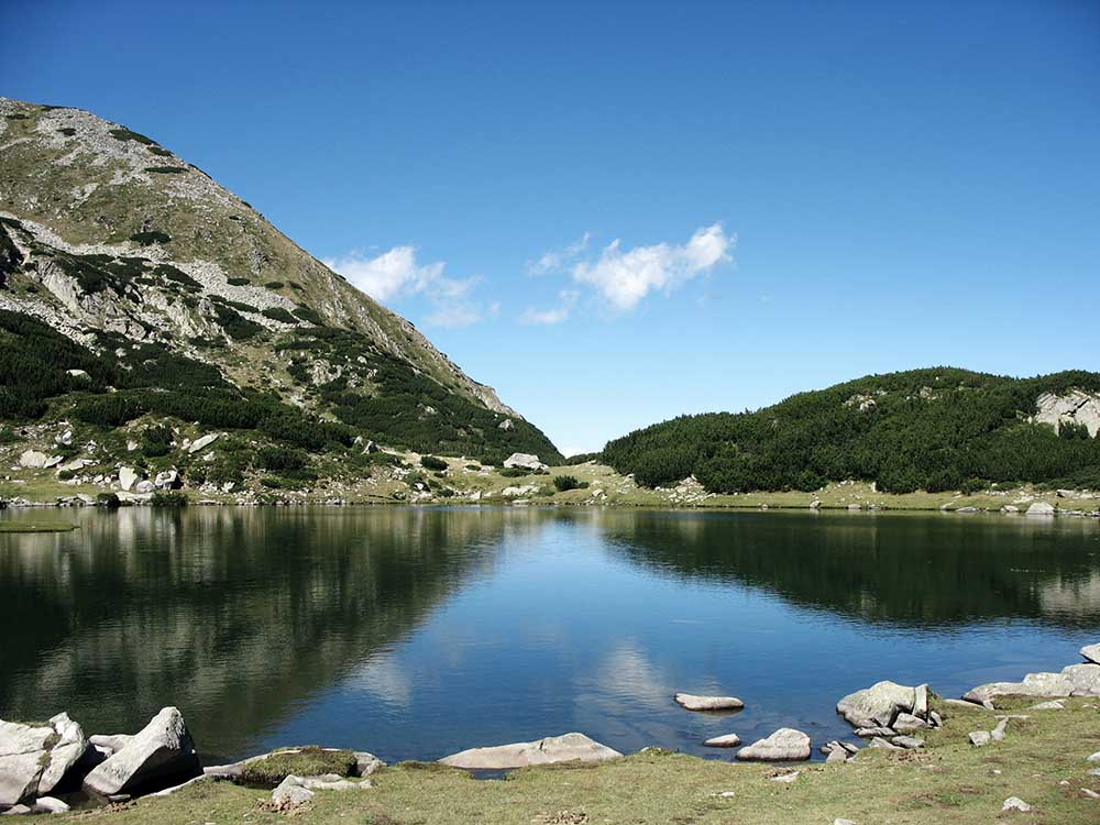 Wandern Piringebirge Bulgarien