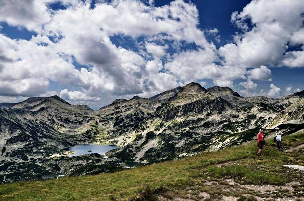 Wandern Bulgarien