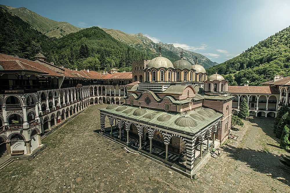 Bulgarien Rilakloster