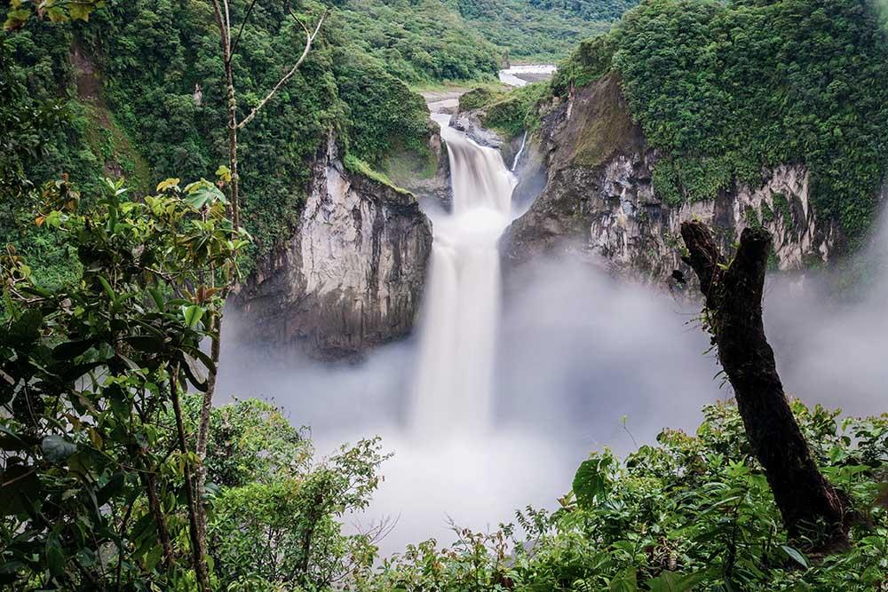 Wandern Ecuador