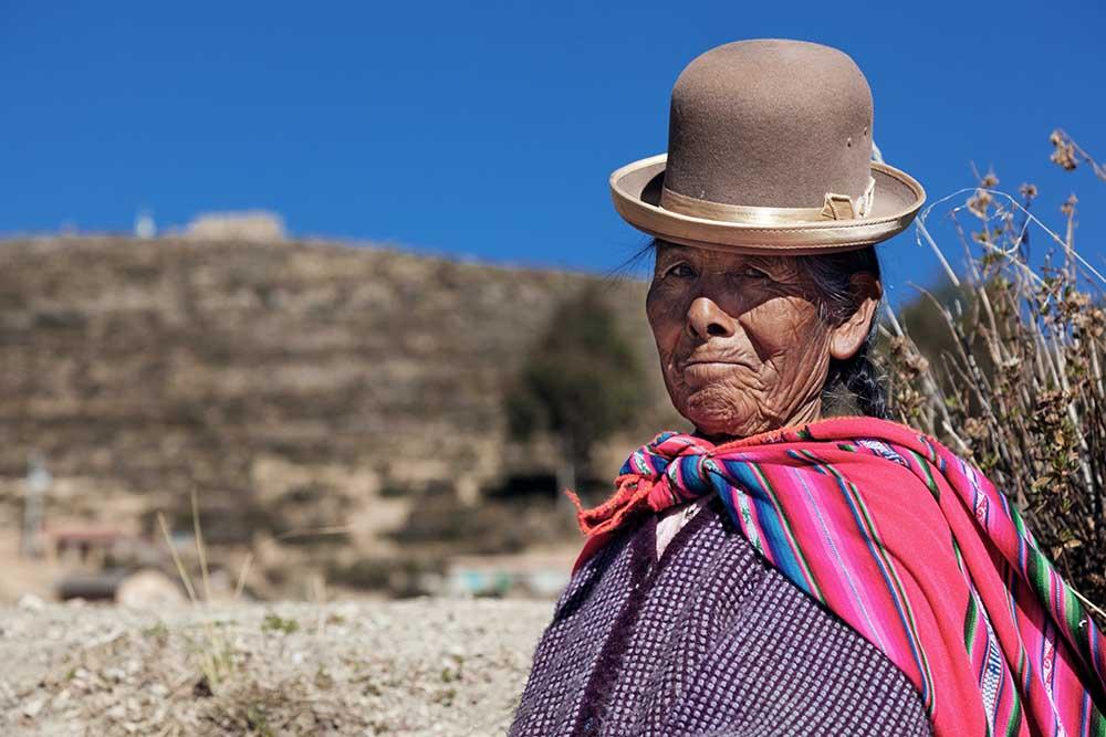Wandern Bolivien