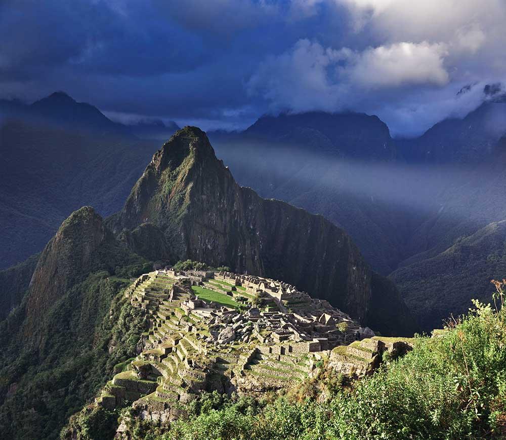 Wandern Peru Machu Picchu
