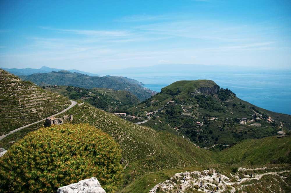 Wandern Sizilien