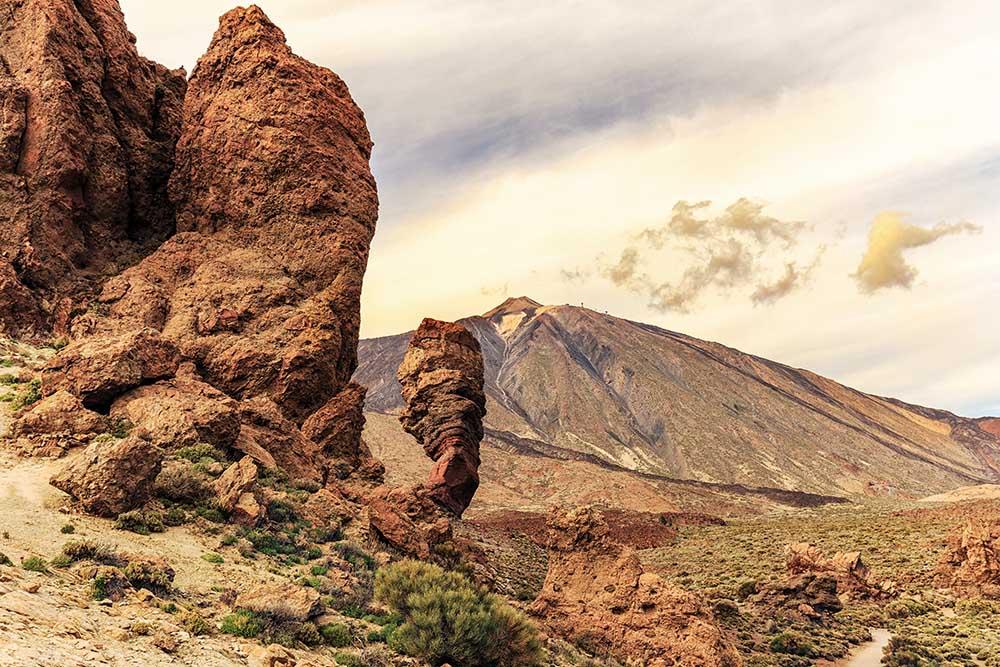 Pico del Teide Spanien