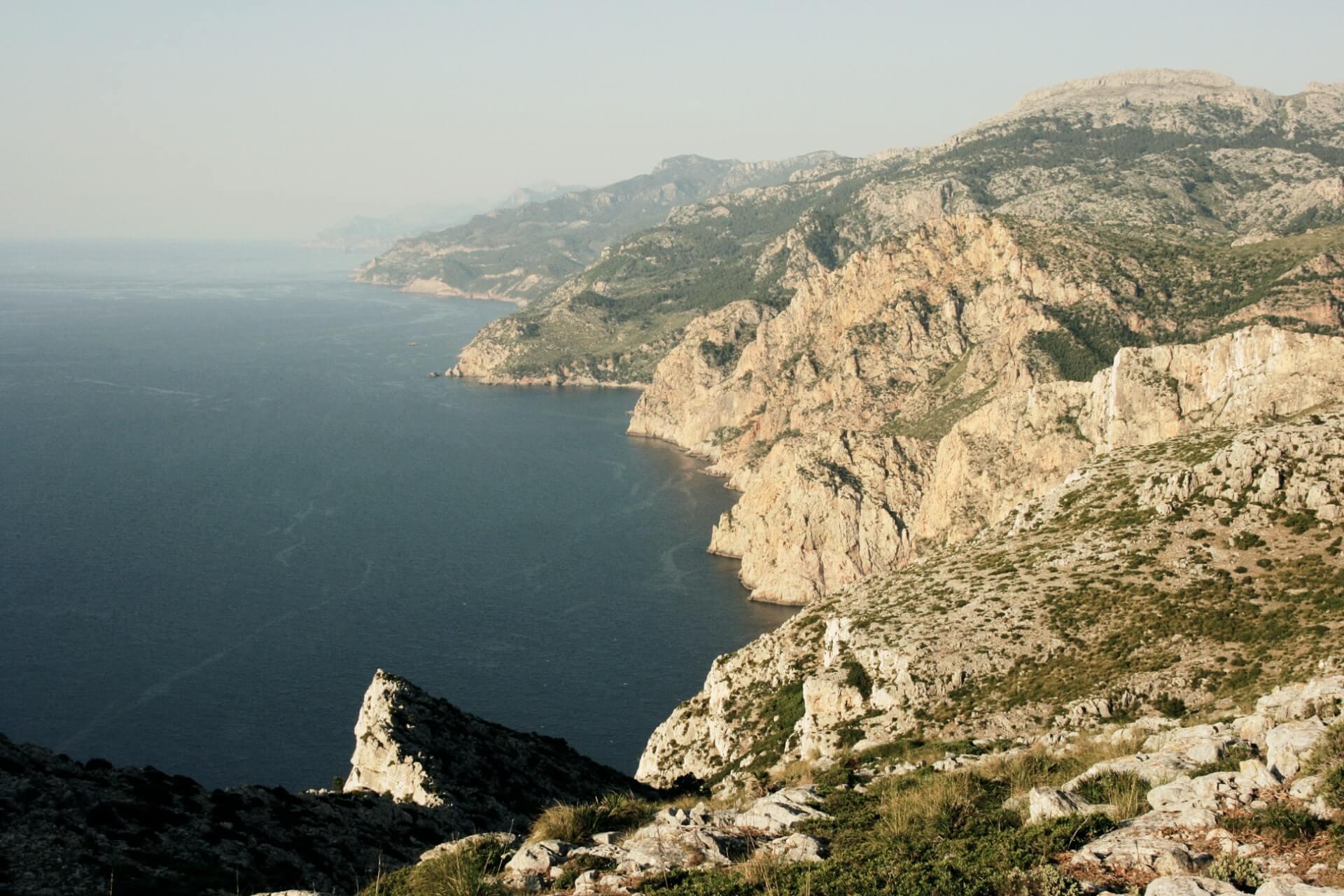 Mallorca Ruta de Pedra en Sec