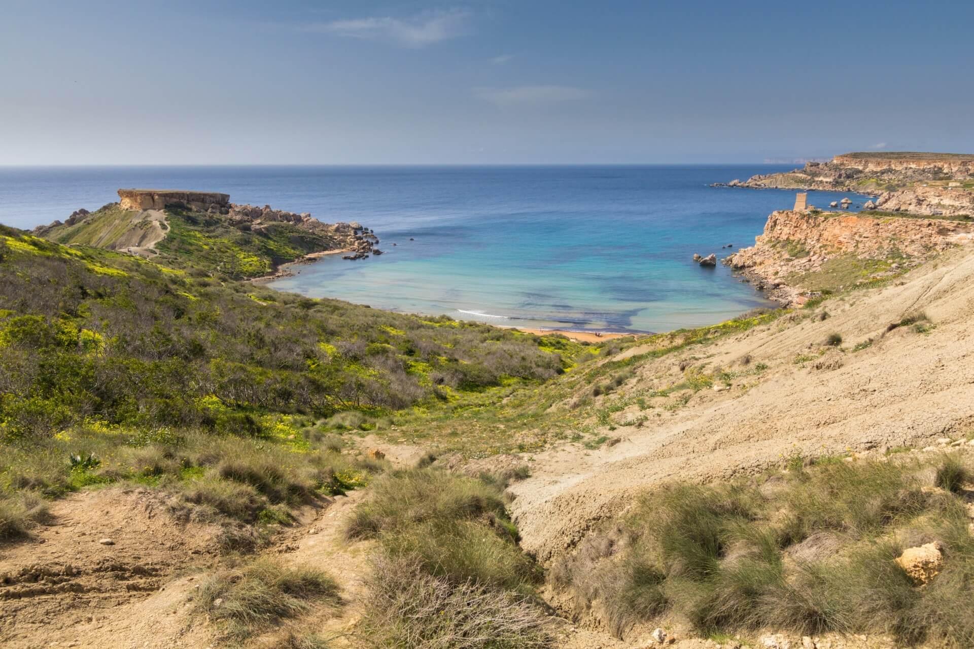 Malta Bucht