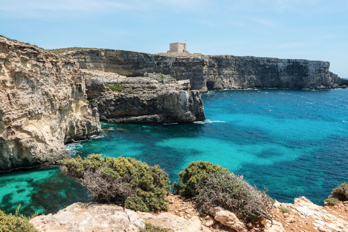 Saint Marys Tower_Comino