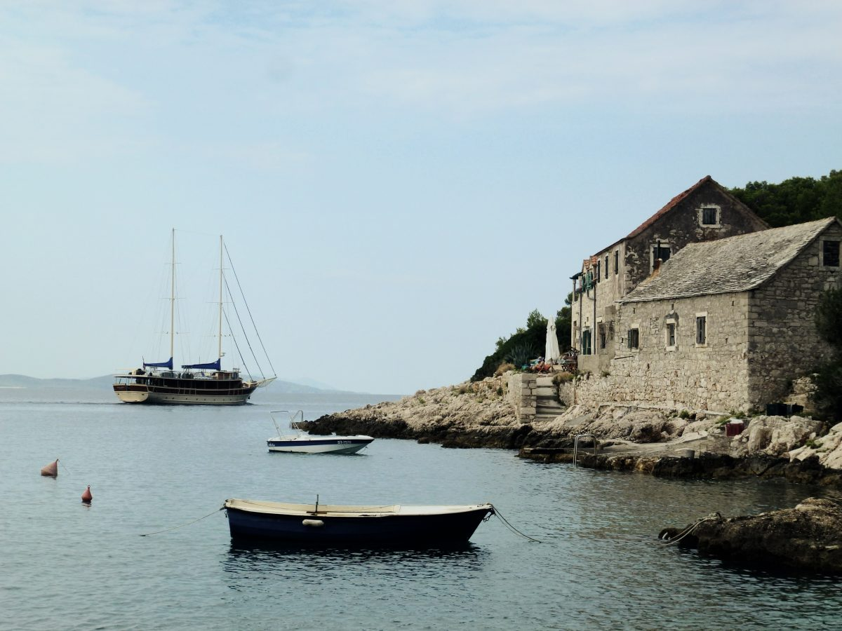 Wanderkreuzfahrt Kroatien