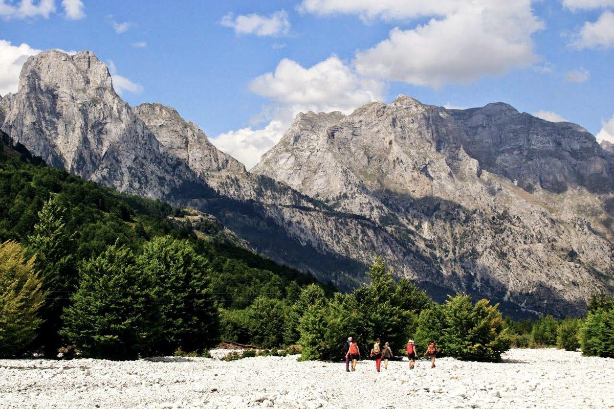Kollata Bergkette