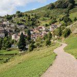 nnoch flacher Weg nach Treviso