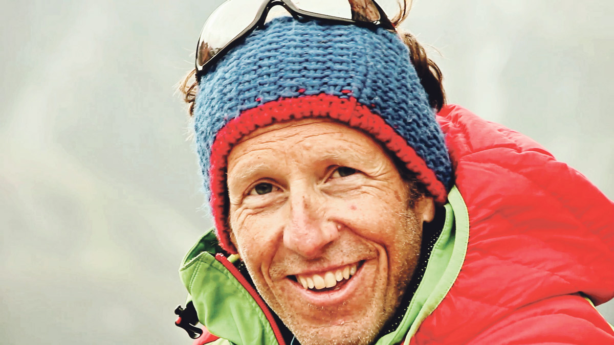 Ski- und Bergführer Gerhard Mössmer