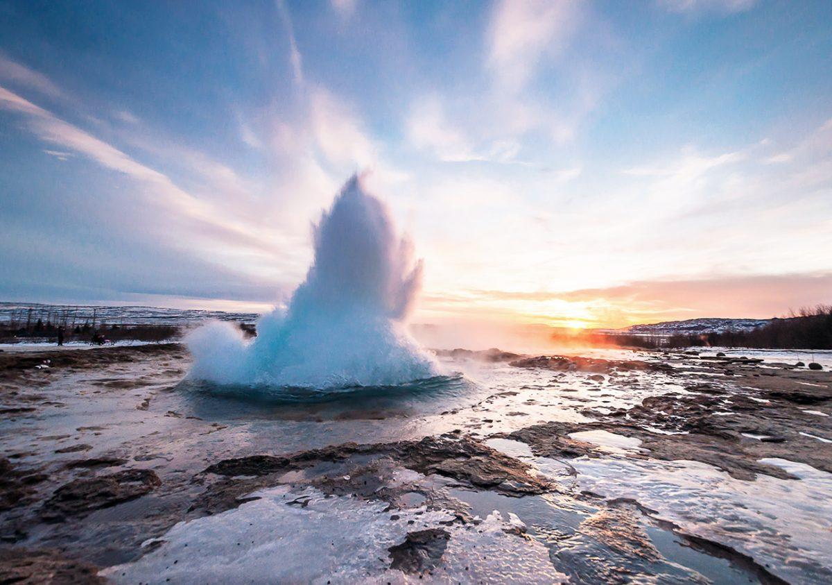 Geysir Island