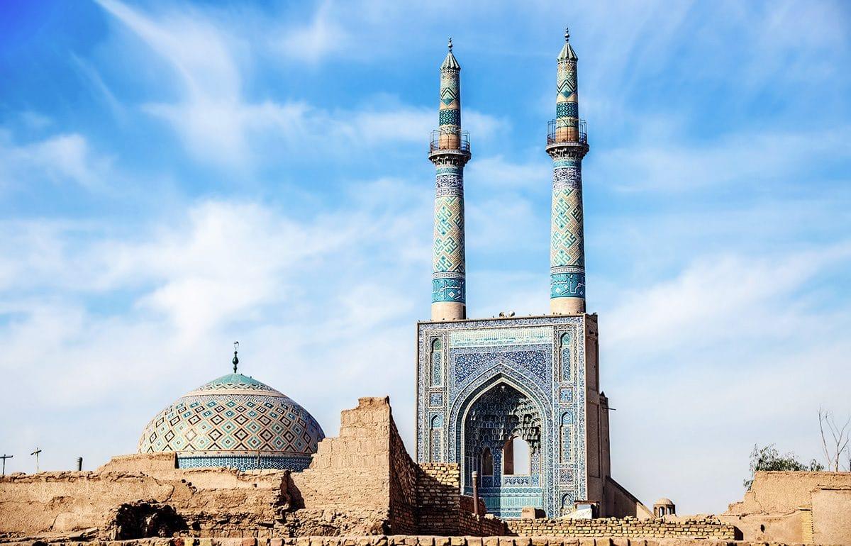 Freitagsmoschee Yazd