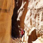 Schlucht bei Petra