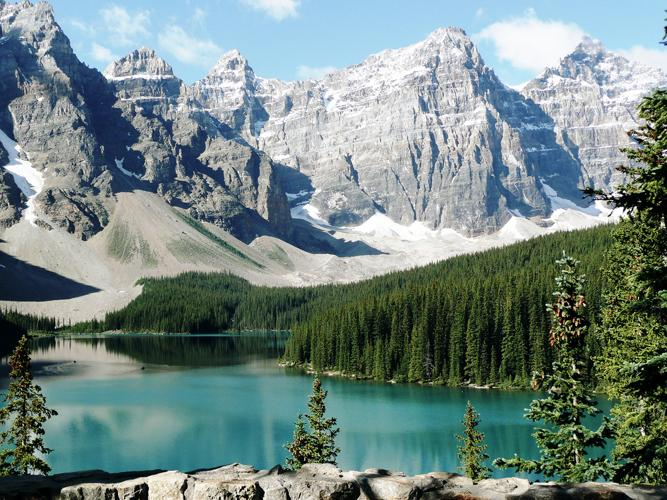 Bergwelt Kanada