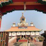 Nepalesischer Tempel